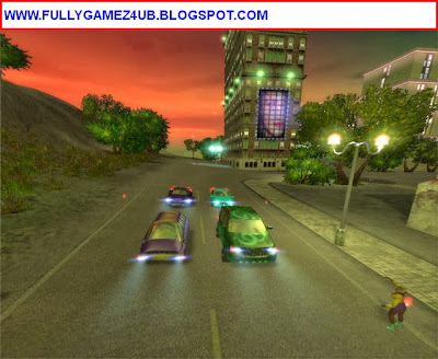 Download City Racing Game 100% Working