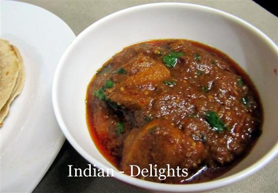 Spicy Indian Chicken Curry recipe