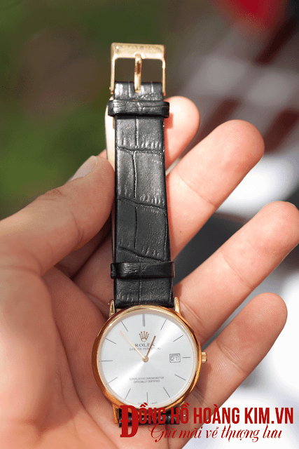 Đồng hồ rolex 2 kim R84