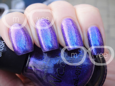 Nicole by OPI Canadian Star One Less Lonely Girl