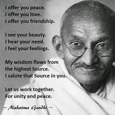 11 vows of gandhi Gandhism is a body of ideas that describes the inspiration, vision and the life  work of  at the age of 36, gandhi adopted the vow of brahmacharya, or  celibacy he committed himself to the control of the senses, thoughts and actions  celibacy was.
