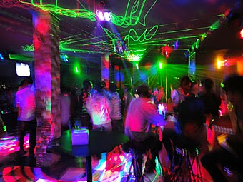 Koh Kong Nightlife Disco