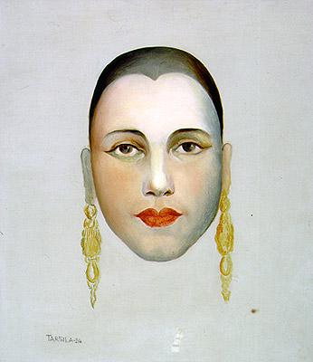 Auto-Retrato 1924