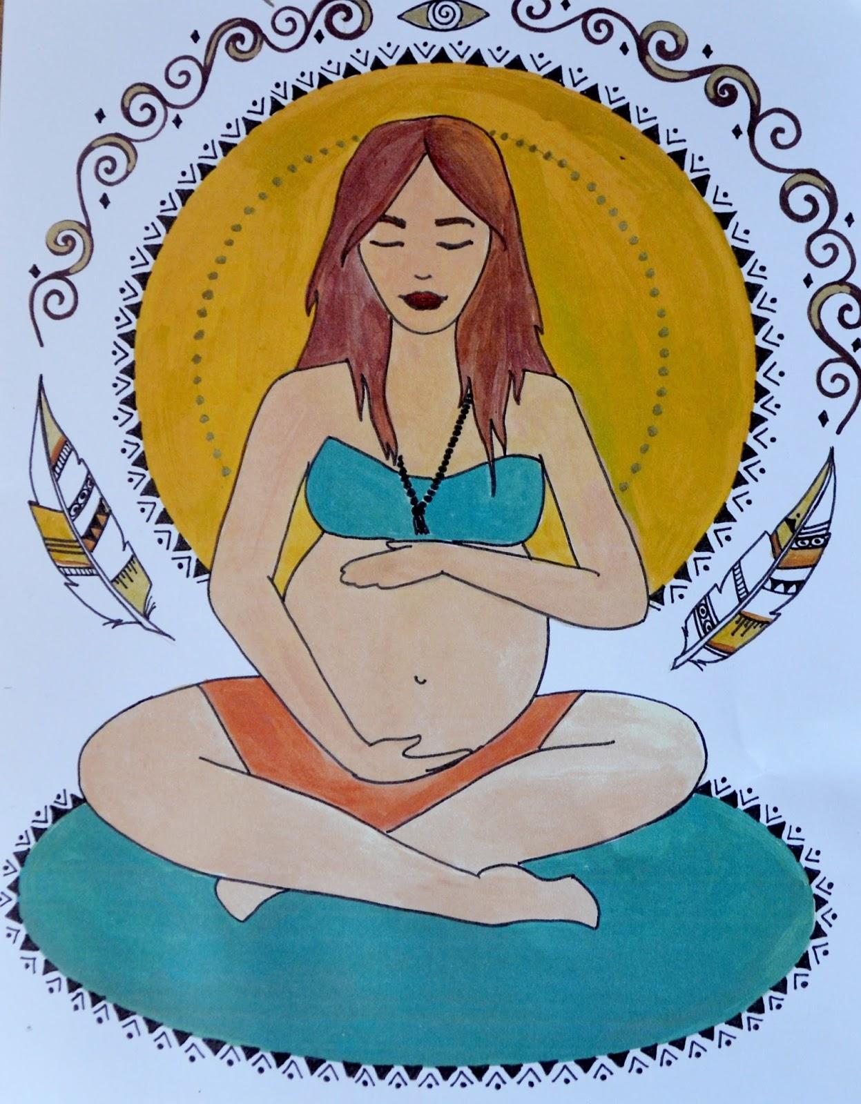 pregnancy meditation spiritysol