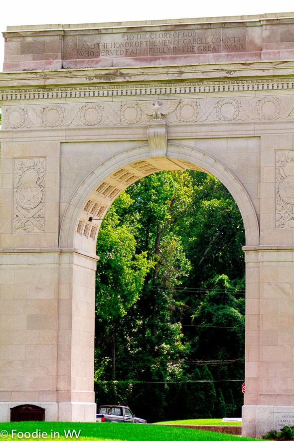 Marble Arch Huntington, WV