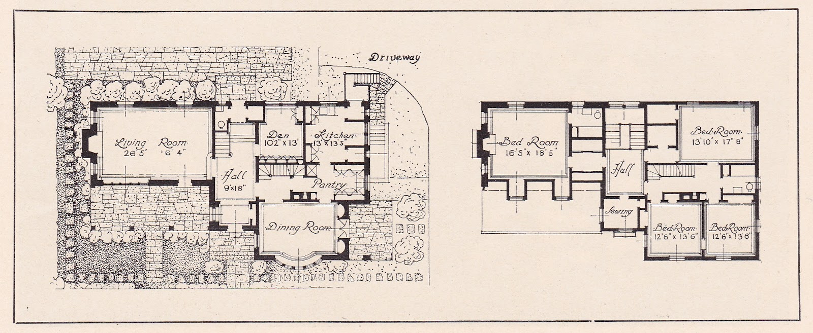 International House Gwu Floor Plan House Design Plans
