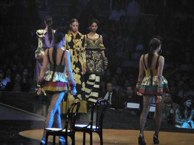 Sabyasachi Fashion Show