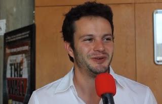 Echecs à Bienne : le GMI français Etienne Bacrot au micro de Daniel King © site officiel