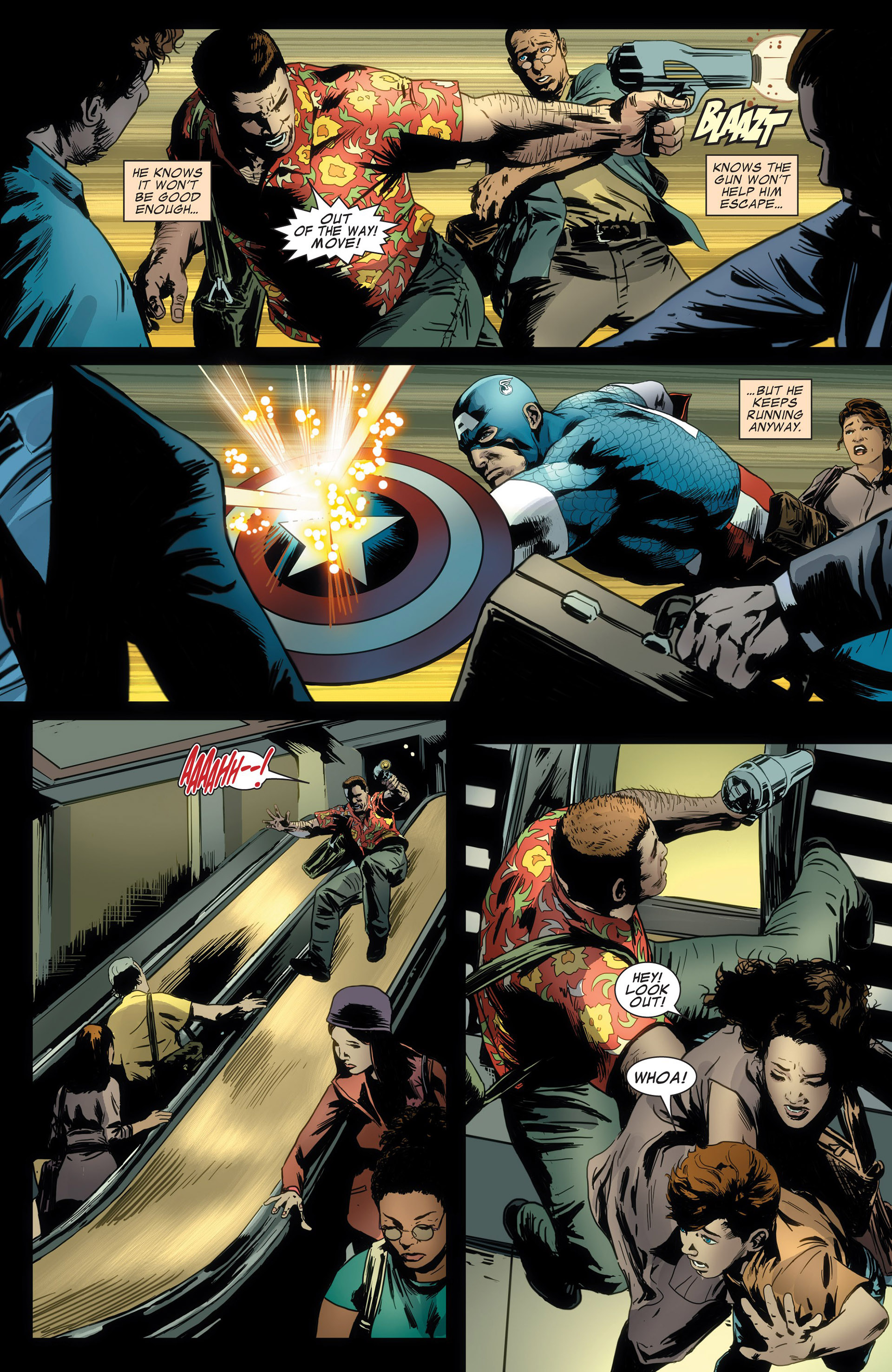 Captain America (2011) Issue #13 #13 - English 5