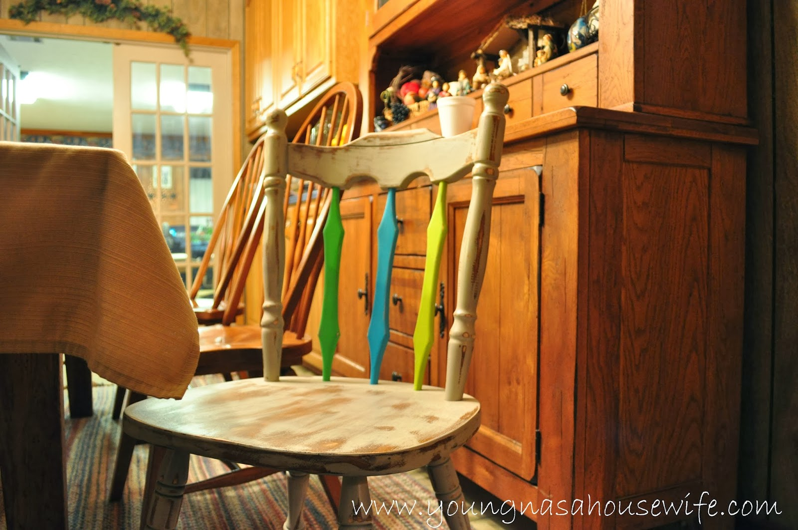 Young Nasa Housewife Statement Chairs One Kings Lane