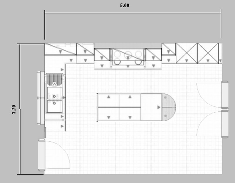 Plans de cuisine gratuit ee56 jornalagora for Plan type de cuisine