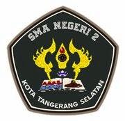 Logo SMA Negeri 2 Tangerang Selatan