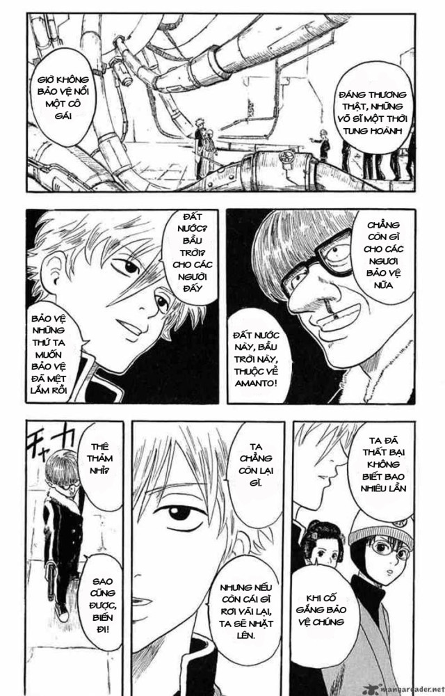 Gintama chap 1 Trang 48