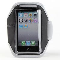 brazalete para correr con tu iphone 5