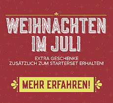 Weihnachten im Juli