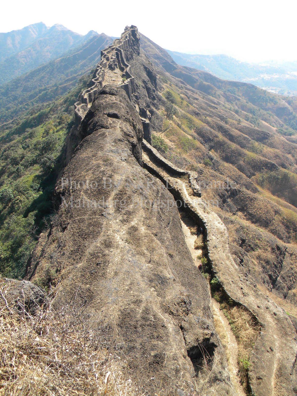 forts in maharashtra rajgad   king of forts