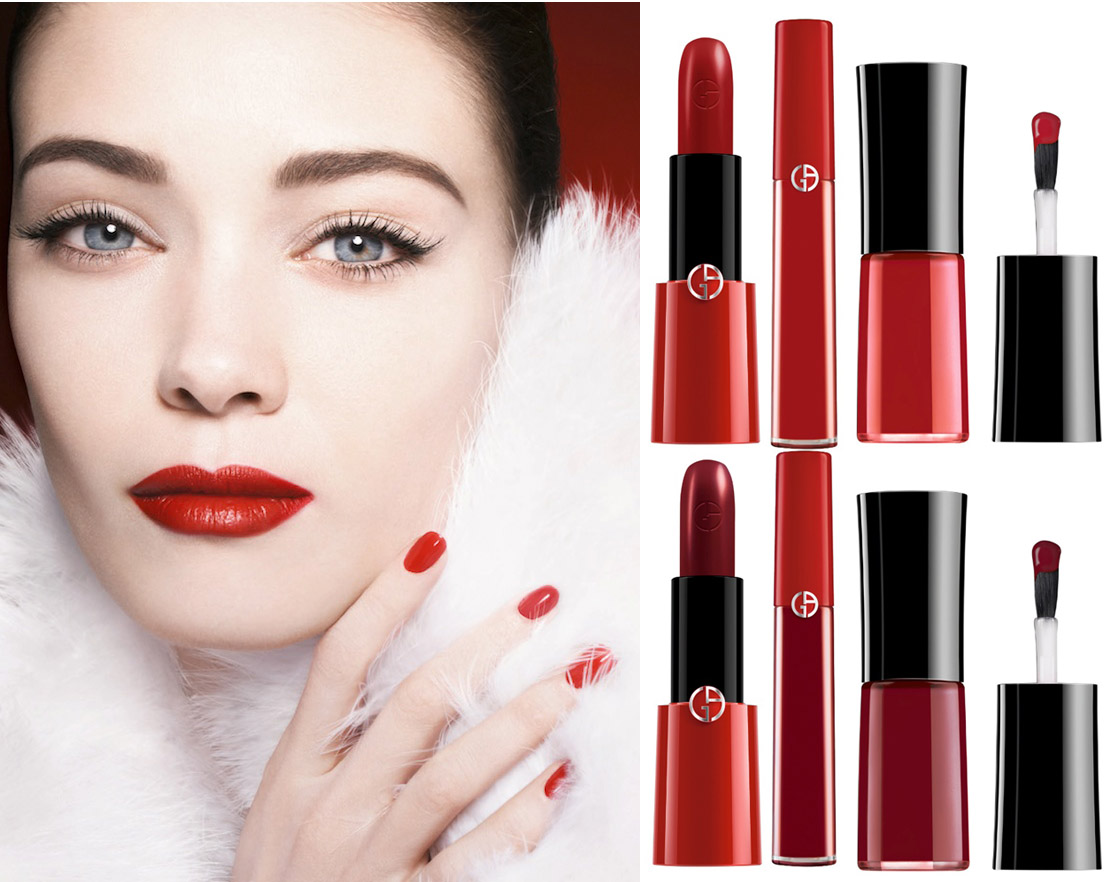 Giorgio Armani Orient Excess Makeup Collection for Holiday 2014