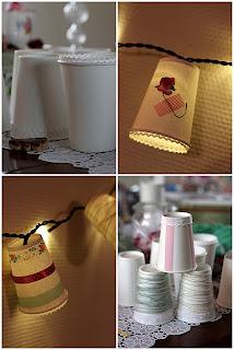 Luzes de Natal com deixar suas luzinhas diferentes