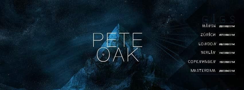 Pete Oak & Notize feat. Ashibah - Picture Perfect EP