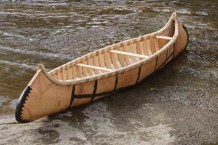 Birch Bark Canoe Materials Boessel 39 s Birch Bark Canoe