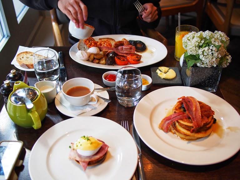 the botanist breakfast