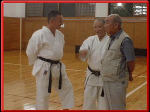 Seito Karate Meeting