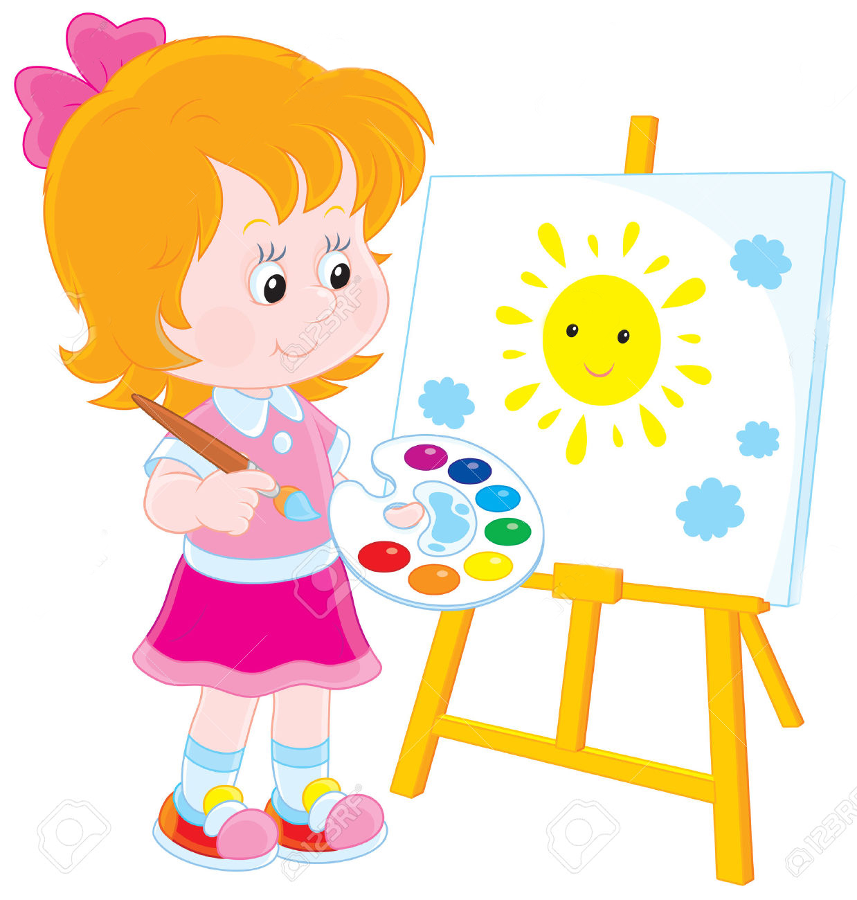 another famous creativity among kids is cartoon drawing there are a lot of kids who are passionate