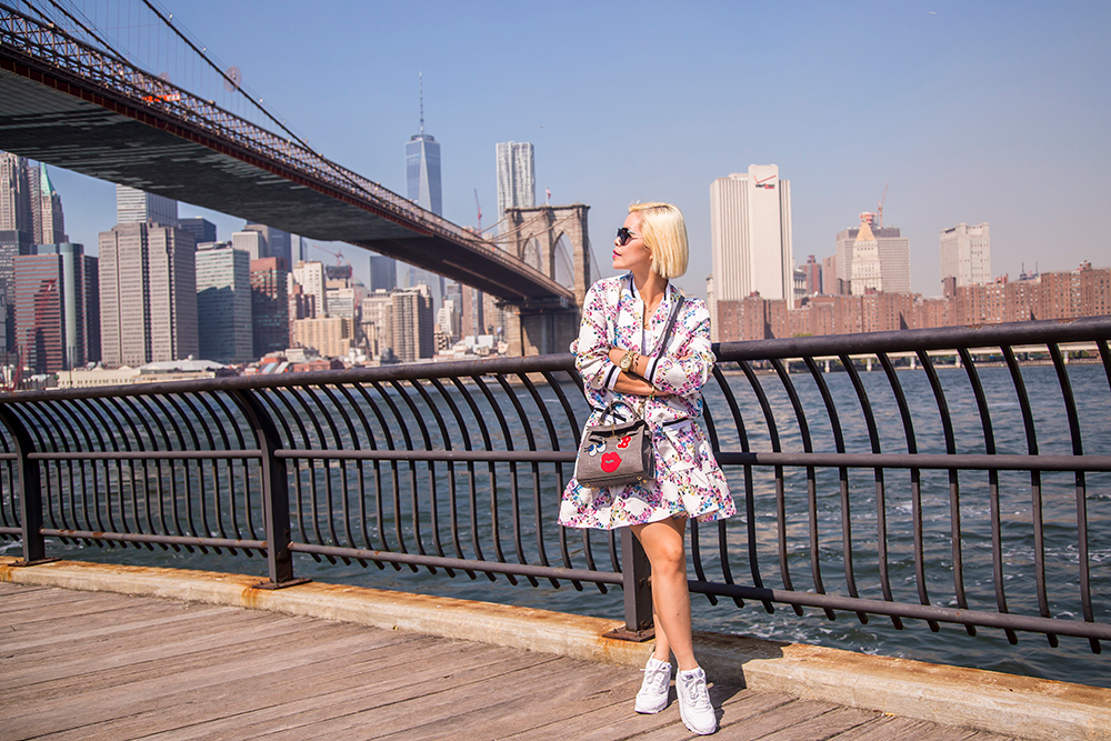Brooklyn Bridge Park- Crystal Phuong- Singapore Fashion Blogger