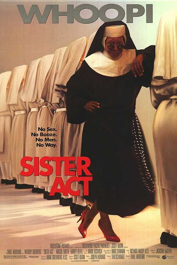 Disney Film Project: Sister Act Review by Briana Alessio