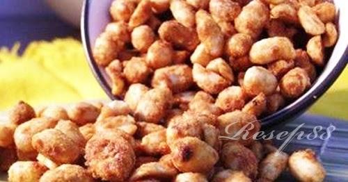 Resep Untuk Membuat Kacang Gurih