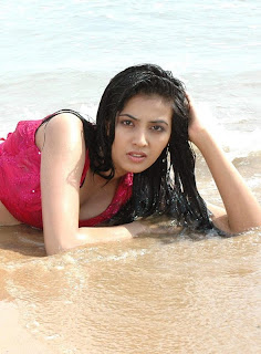 Anu Mehta Hot Wet Still In Bikini