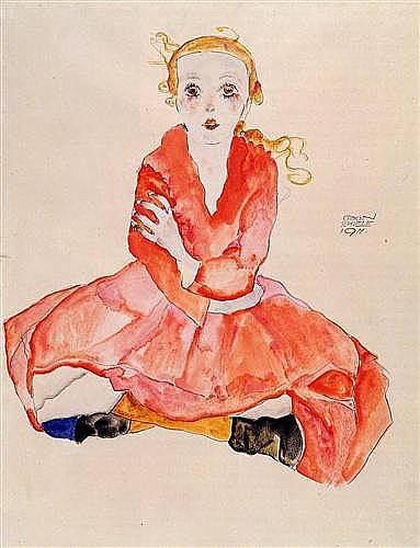 neulengbach girls Egon schiele : biography 12 june 1890 together they moved to neulengbach and in april 1912 he was arrested for seducing a young girl below the age of consent.