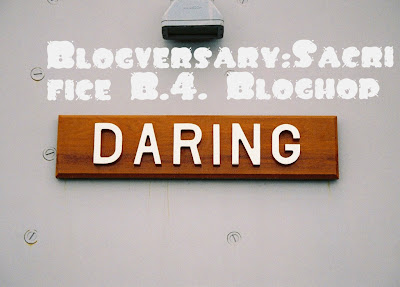 Blogoversary: Sacrifice Book 4 Bloghop