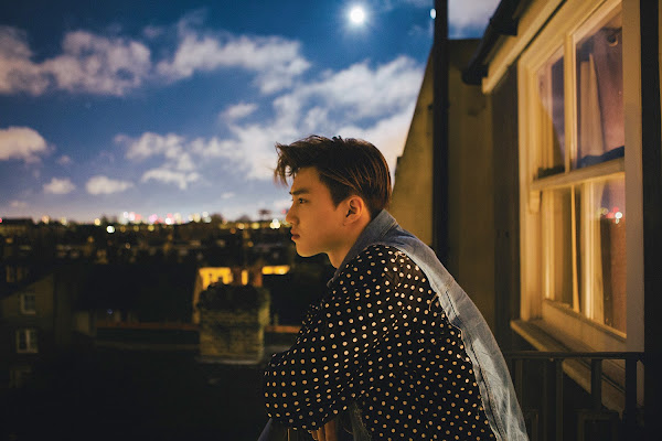 EXO's Suho concept image from the EXODUS album