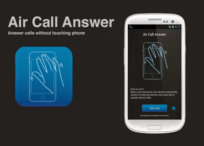 Air Call Answer para android