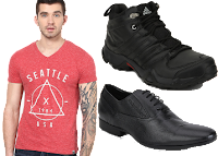 Jabong Happy Hour Sale : Upto 60% off & Extra 20%off On Branded Men's Fashion