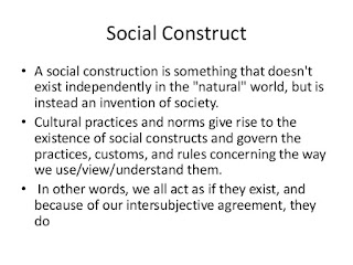 social construction essay