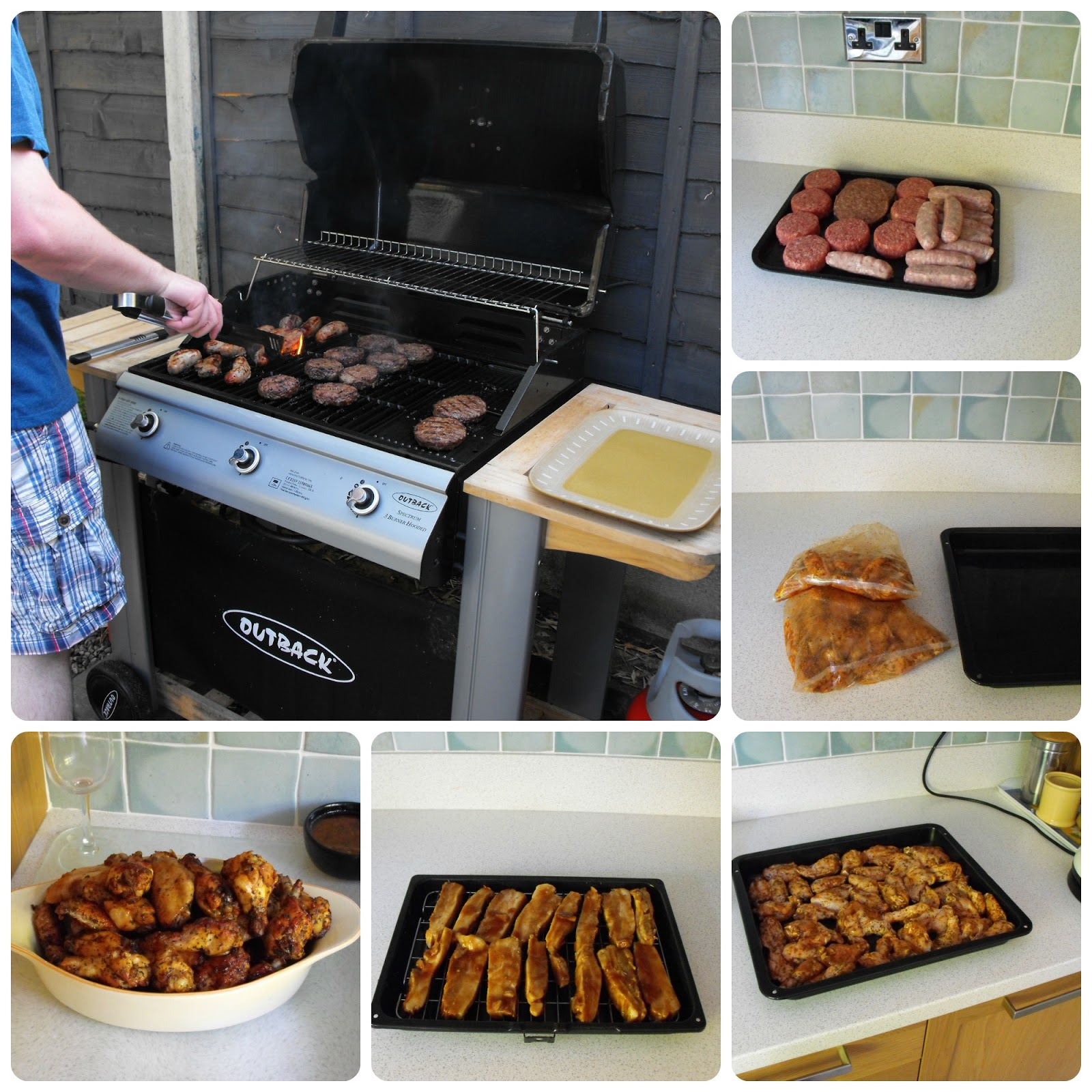 My Mummys World © BBQ Food Cooking Meat