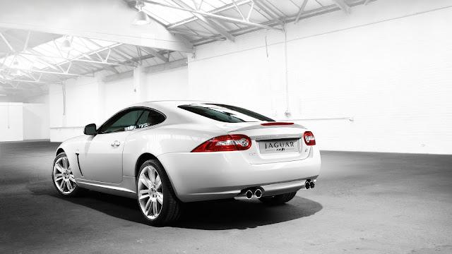 Jaguar XKR HD