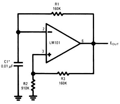 ELECTRONIC CIRCUIT DIAGRAM | ELECTRO SCHEMATIC: OPERATIONAL ...