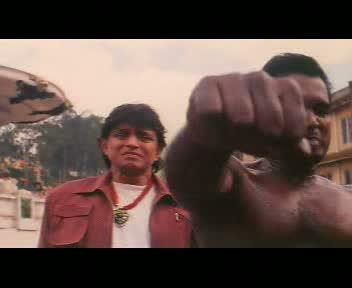 Mithun can already feel the pain