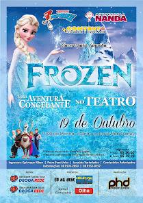 Frozen em Janaúba
