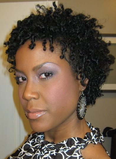 Beautiful Twist Out!