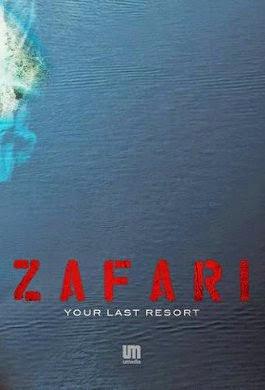 Prima locandina di Zafari, ora Generation Z