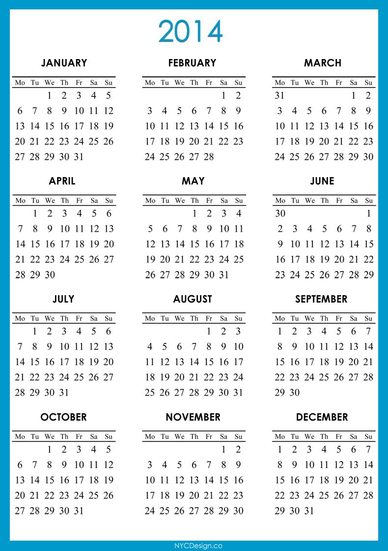 Tags : calendar 2014, 2014 calendar, New Year Calendar 2014, Calendar ...