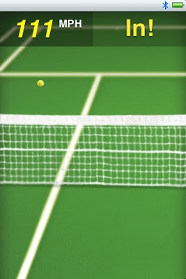 Game Air Tennis cho iphone