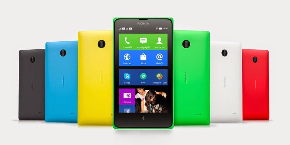 Gambar Nokia X Android Murah