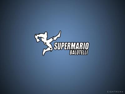 Super Balotelli HQ Wallpaper
