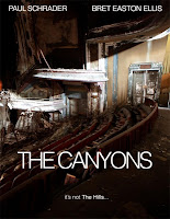 the canyons movie poster