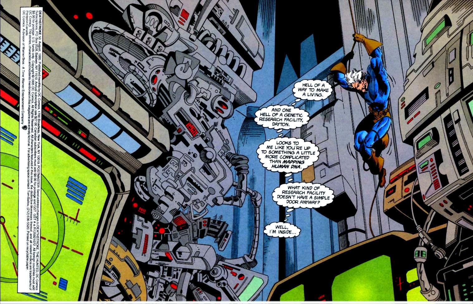 Deathstroke (1991) Issue #50 #55 - English 5